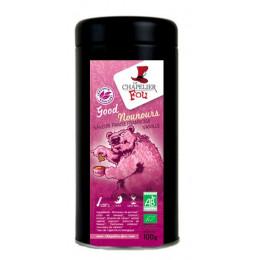 Good nounours - Infusion fraise framboise vanille bio