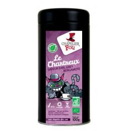 Le chartreux - Thé vert Earl grey bergamote bio