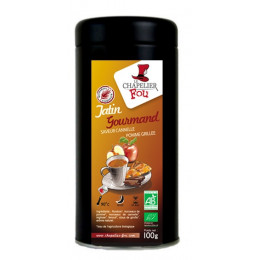Tatin Gourmand - Rooibos pomme grillée cannelle bio