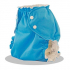 Couvre couche lavable Turquoise Ste Lucie