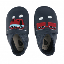 Chaussons - 1000-003-01 - Trains Navy