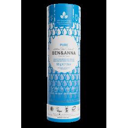 Déodorant solide naturel - 60 g - Pure