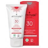 Crème solaire hypoallergénique SPF 30 - sans parfum - 150 g