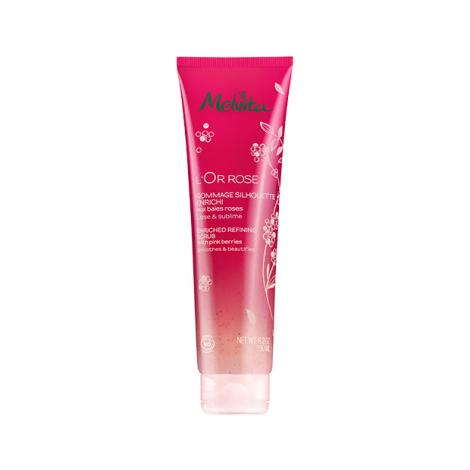 Gommage BIO enrichi - Silhouette - L'Or Rose - 150 ml