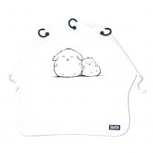 Couverture anti UV pour poussettes et sièges bébé - Doudous