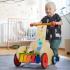 Trotteur pousseur premiers pas - à partir de 10 mois
