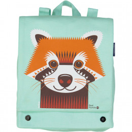 Sac à dos / cartable maternelle - Panda roux
