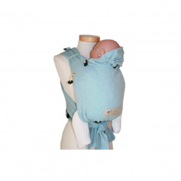 Porte bébé Baby Carrier - version SLIM - Aqua