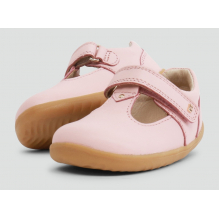 Ballerines Step Up - Louise T Bar Seashell Pink - 728305 *
