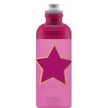 Gourde sans BPA - 500 ml - Hero star Pink
