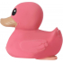 Canard de bain en caoutchouc naturel - Pink