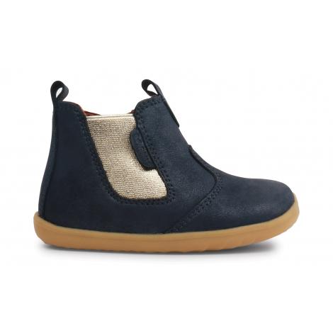 Chaussures Step up - 721932 Jodhpur - Navy Shimmer