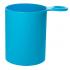 Gourde en inox - modèle sport - 550 ml - Turquoise