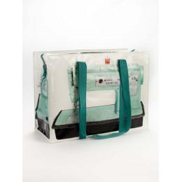 Cabas zippé en matériaux recyclés - Sew-it - machine à coudre