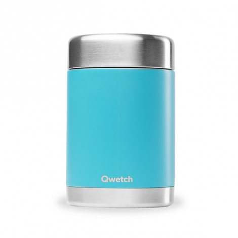 Lunch Box isotherme 500 ml - Bleu turquoise
