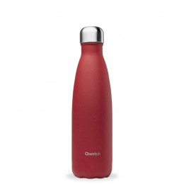 Bouteille nomade isotherme - 500 ml - Rouge piment