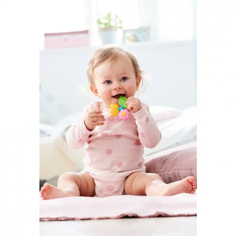 Hochet de dentition Pétale - à partir de 6 mois