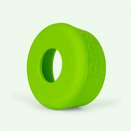 Socle en silicone pour biberon - Vert