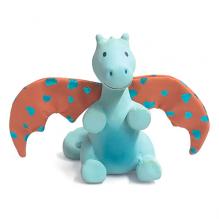 Hochet dragon de jour - dès la naissance