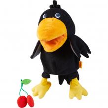 Marionnette - Corbeau Théo - à partir de 18 mois