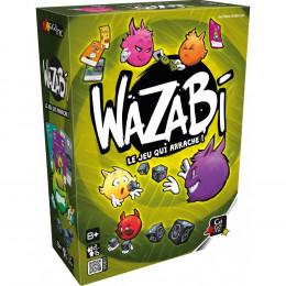 Wazabi - Le jeu qui arrache ! à partir de 8 ans
