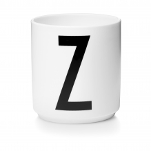 Tasse en porcelaine Z