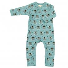 Pyjama combi en coton BIO avec pieds - Eskimo Surf