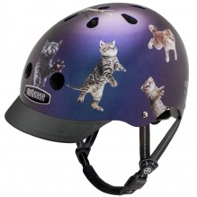 Casque vélo - Street - Space Cats - M