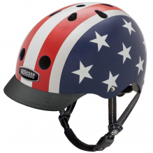 Casque vélo - Street - Stars & Stripes - Small