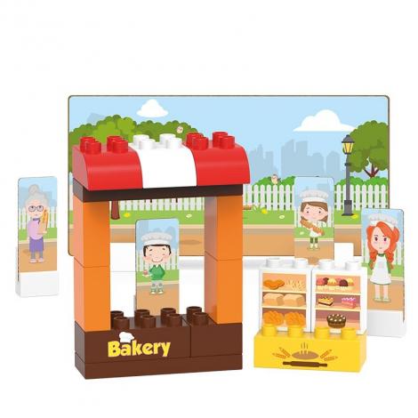 Boulangerie - 29 pièces - à partir de 18 mois