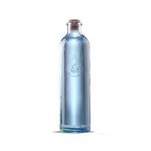 Carafe en verre 1,23 L + trousse en coton