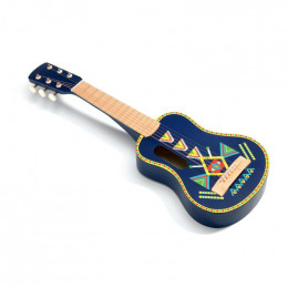 Animambo guitare avec 6 cordes métalliques - à partir de 4 ans