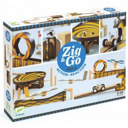 Jeu de construction Zig & Go - 45 pièces - à partir de 8 ans