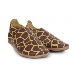 Chaussons - 07337 - Giraffe Print