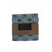 Pochette en coton à collations - 14 x 14 cm - Ombrelles