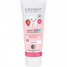 Dentifrice enfant à la fraise Happy Kids - 0 à 6 ans - 50 ml