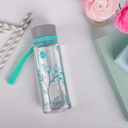 Gourde sans BPA 600 ml - Esprit collection - Mint blossom