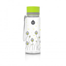 Gourde sans BPA 600 ml - Green Leaves