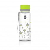 Gourde sans BPA 600 ml - Green Leaves