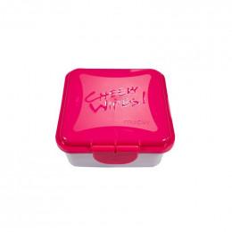 Kit complet - serviettes hygiéniques lavables - Minky lamas