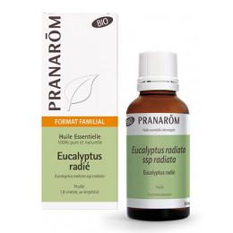 Huile essentielle d'Eucalyptus radié - BIO - 30 ml