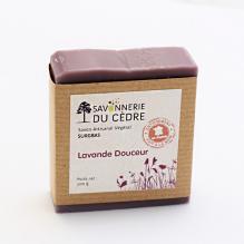 Savon surgras - Lavande Douceur - 100 g