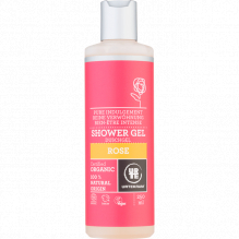 Gel douche BIO à la rose - 250 ml
