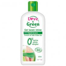 Gel lavant intime BIO - hydratant - 200 ml