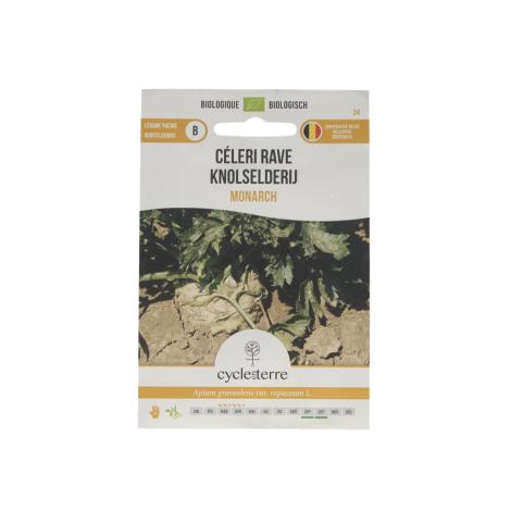Céleri Rave Monarch - 0,10 g