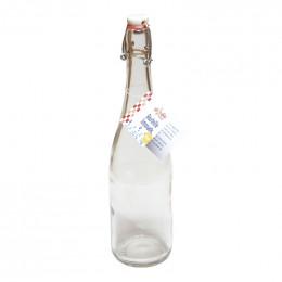 Bouteille en verre 750 ml