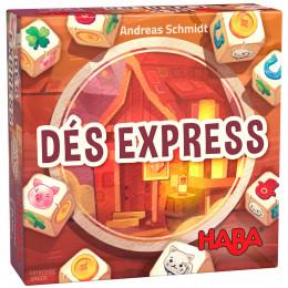 Jeu de société - Dés Express