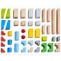 Blocs de construction – Grande boîte de base, multicolore