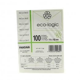 Enveloppes Eco-Logic 114 x 162 mm