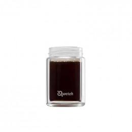 Mug Expresso nomade isotherme 160 ml - Verre double parois